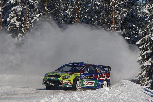 Rallye Schweden 3. Tag - Sieg für Hirvonen: Hirvonen gewinnt Saisonaufakt