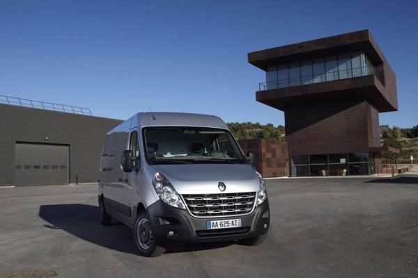 Renault: Neuer Transporter startet im April