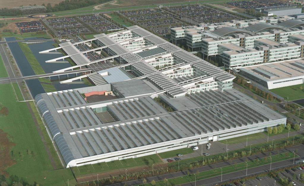 Renault tauft sein Technikzentrum um