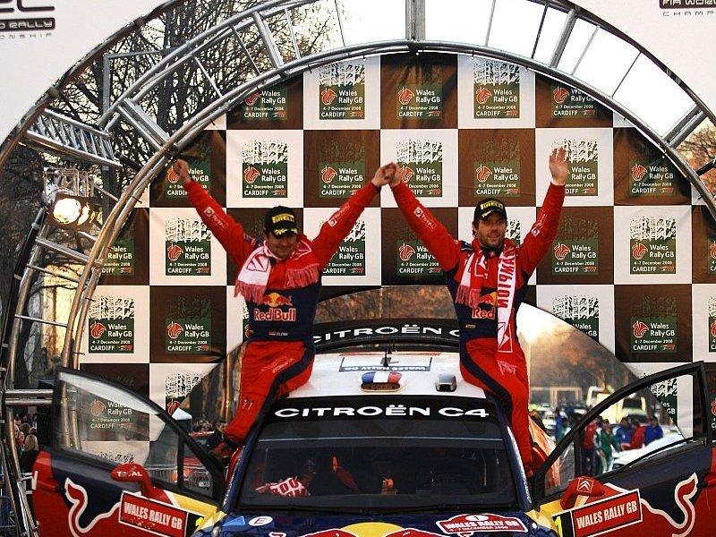 Sébastien Loeb vor Rallye Schweden: Kein Favorit