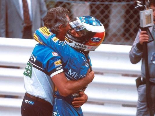 Schumacher: Kein Problem mit Briatore: Er kann zurückkommen