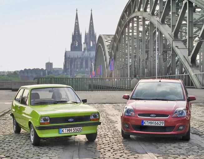 Seit 1930 gehört Ford zur Domstadt Köln.