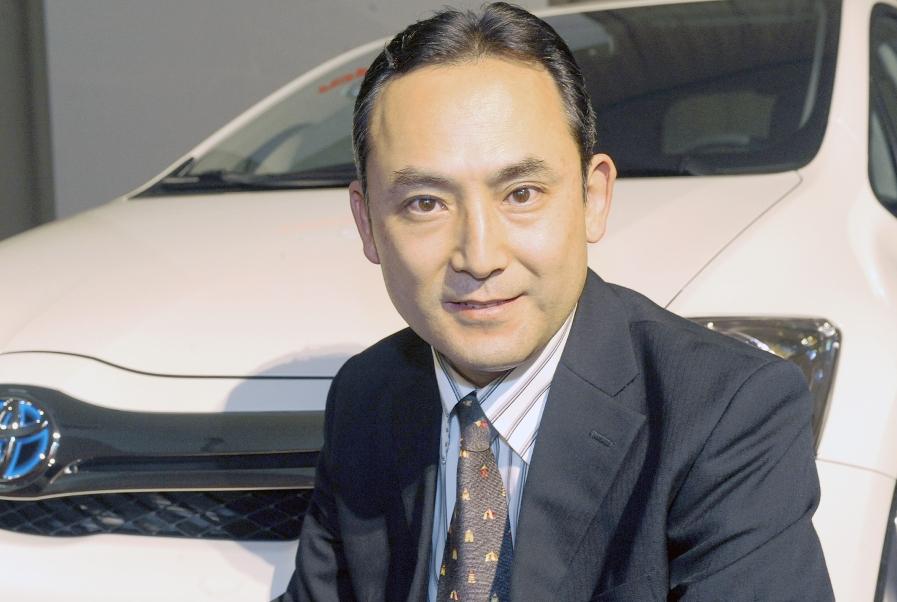"""Shinichi Yasui: """"In einer schlanken Organisation werden keine Lager unverkaufter Fahrzeuge aufgebaut."""""""