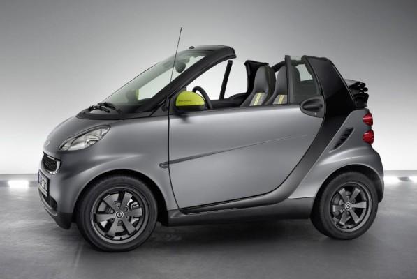 Smart als Sondermodell ''Edition Greystyle''