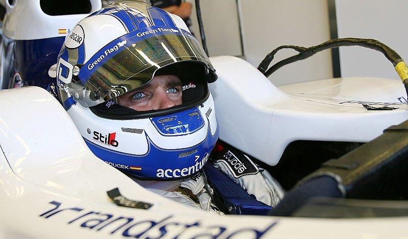 Soucek wird Virgin-Testfahrer: Erster Schritt in die F1