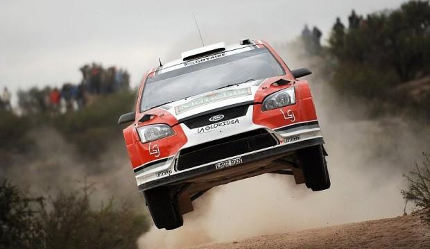 Startliste zur Rallye Mexiko: Munchi's zurück: 35 Starter in Mexiko