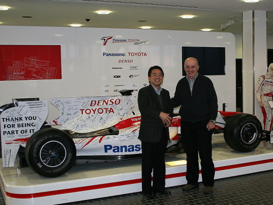 Stefan GP will nach Bahrain: Wir werden dabei sein