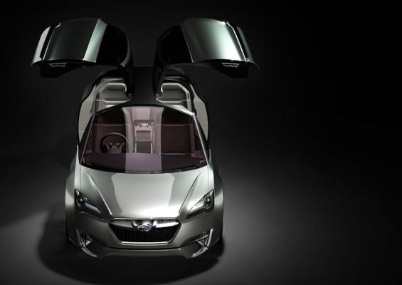 Subaru zeigt neue Impreza-Variante in Genf