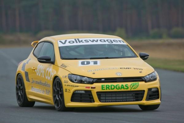 Talent-Sichtung für neuen Volkswagen Scirocco-Cup