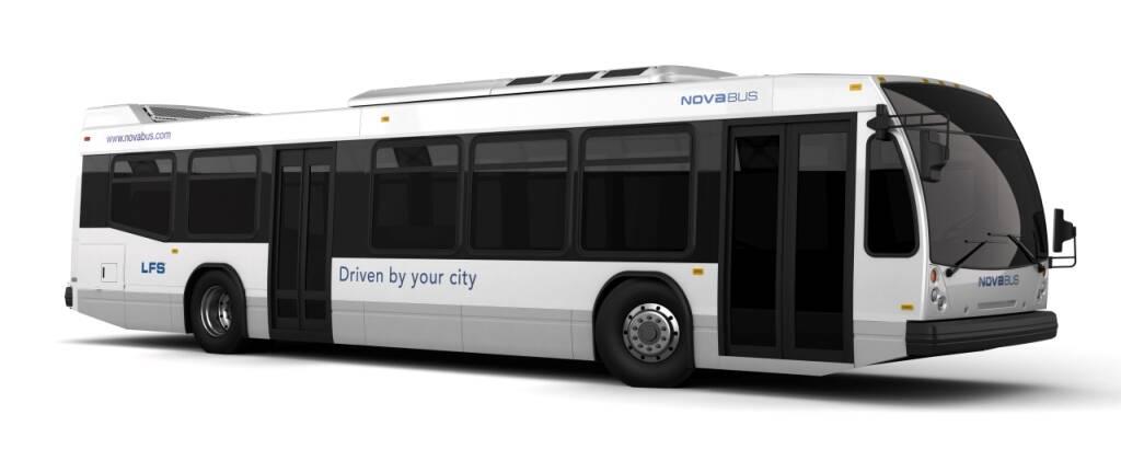Vancouvers Verkehrsbetriebe setzen auf ZF-Technik