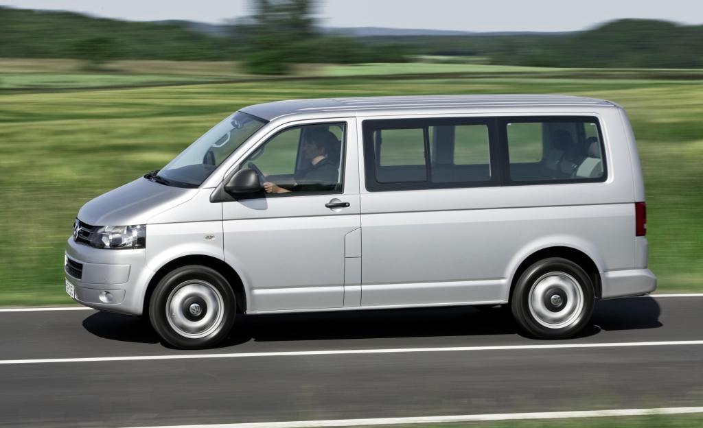 Volkswagen T5 Multivan Startline.