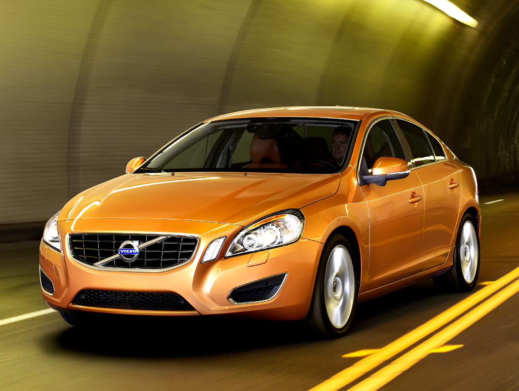 Volvo S60: So sieht das Serienmodell aus.