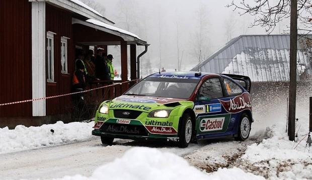 Vorschau: Rallye Schweden : Neues Layout für mehr Schnee