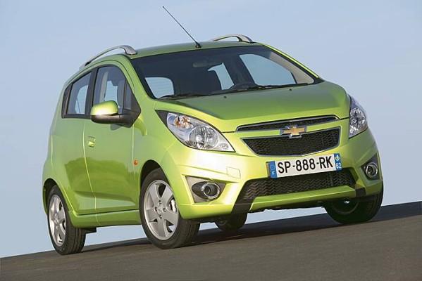 Vorstellung Chevrolet Spark: Ein neuer Stadtgänger