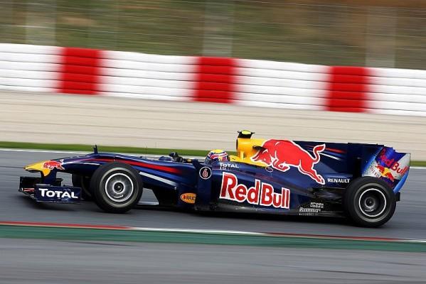 Webber vor Hülkenberg und Rosberg: Test in Barcelona