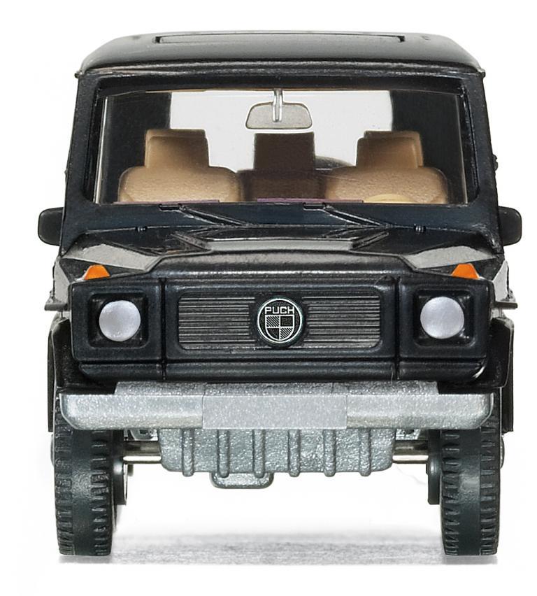 Wiking legt Puch G und Mercedes-Benz 220 Coupé auf - Bild(2)