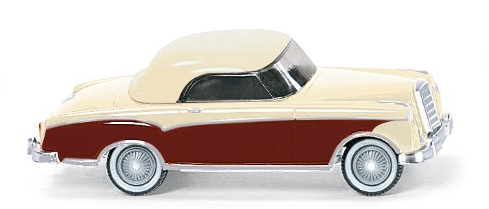 Wiking legt Puch G und Mercedes-Benz 220 Coupé auf - Bild(6)