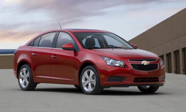 Chevrolet Cruze schafft in den USA 1200 Jobs