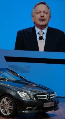 """""""Das Beste oder nichts"""": Mercedes-Vertriebs- und Marketingchef Schmidt im auto.de-Gespräch"""