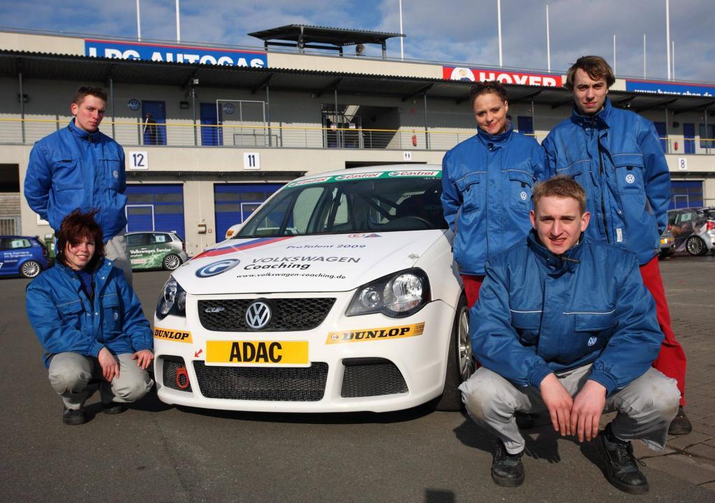 ''ProMechaniker'': Talent-Suche von Volkswagen Motorsport
