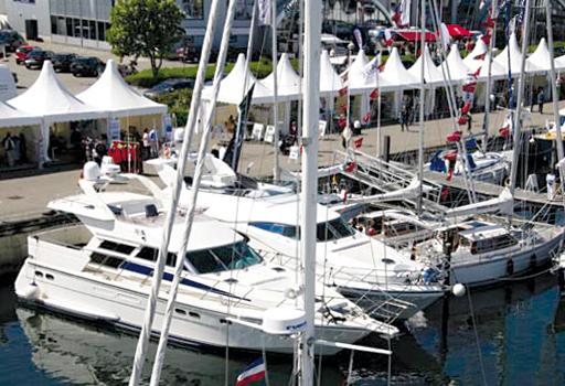"""hanseboot ancora boat show"": In-Water Boat Show zum Saisonauftakt"