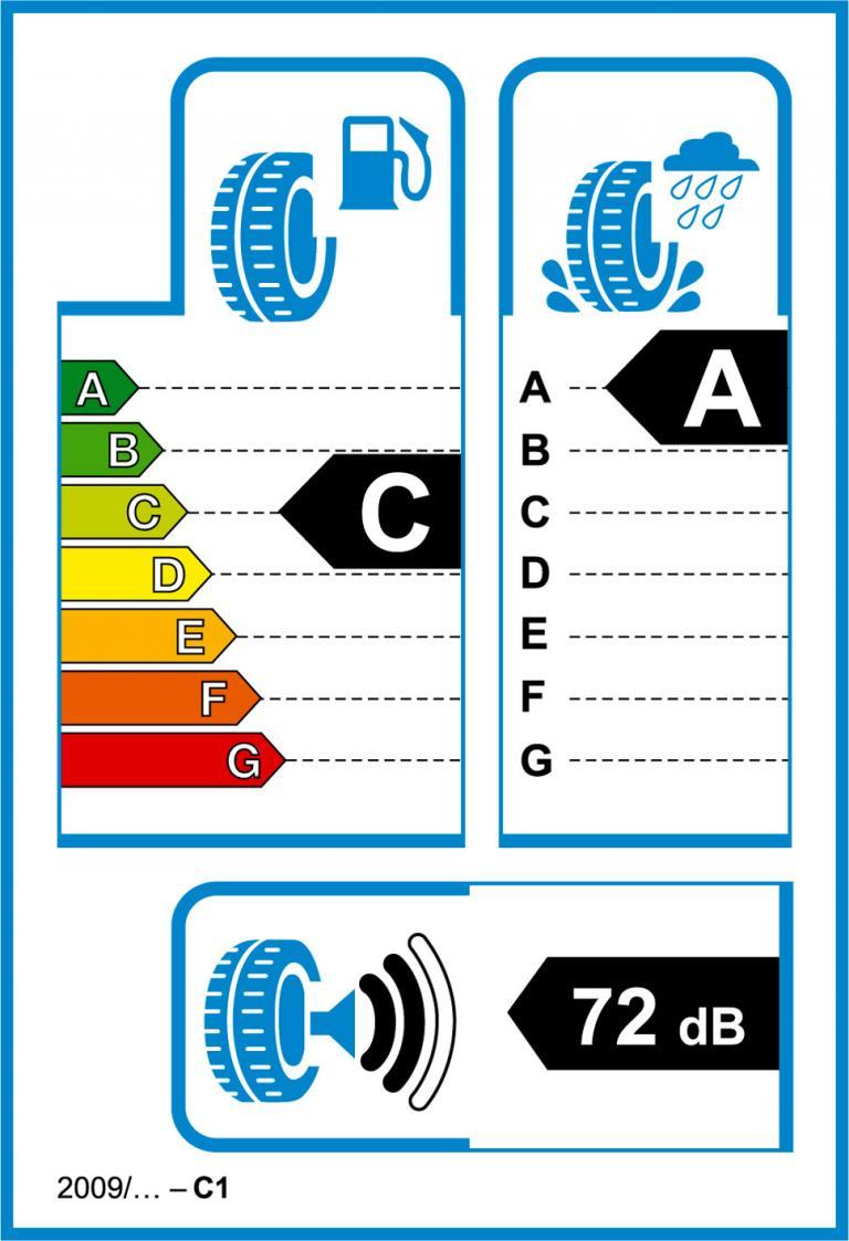 Ähnlich wie bei Kühlschränken oder Waschmaschinen soll die EU-Kennzeichnung ab 2012 Auskunft über Energieeffizienz und Umweltverträglichkeit von Reifen geben.