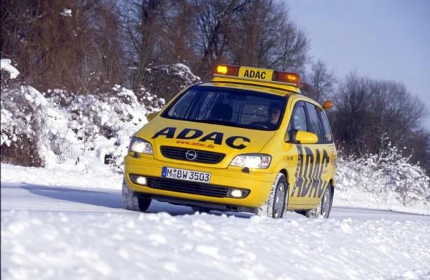 1,4 Millionen ADAC-Einsätze im Rekord-Winter