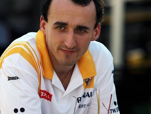1. Freies Training: Kubica mit Bestzeit in Melbourne