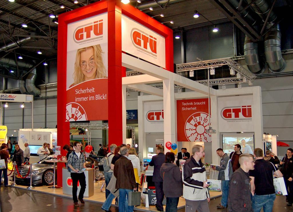 AMI 2010: GTÜ lädt zur Pressekonferenz