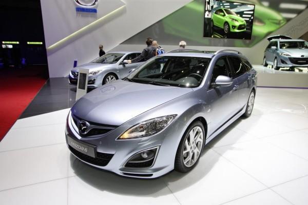 AMI 2010: Mazda mit zwei Modellneuheiten in Leipzig