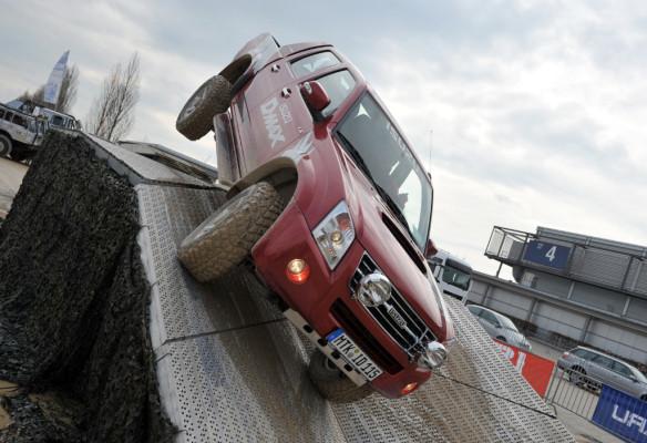 AMI 2010: Spritsparstunden – Fahren und Sparen