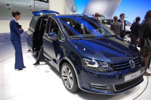 AMI 2010: Van-Premiere bei VW