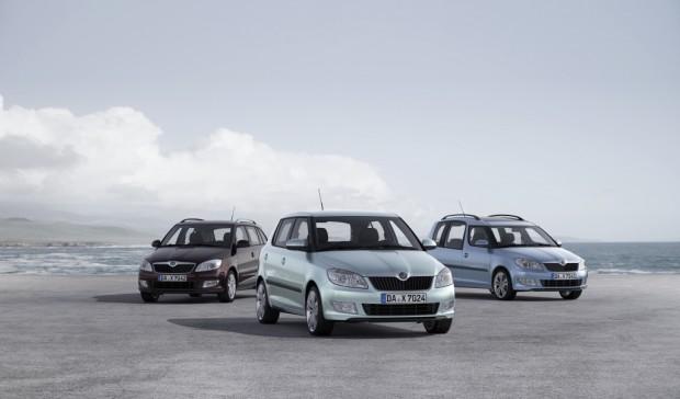AMI 2010: Škoda Roomster und Fabia debütieren in Leipzig