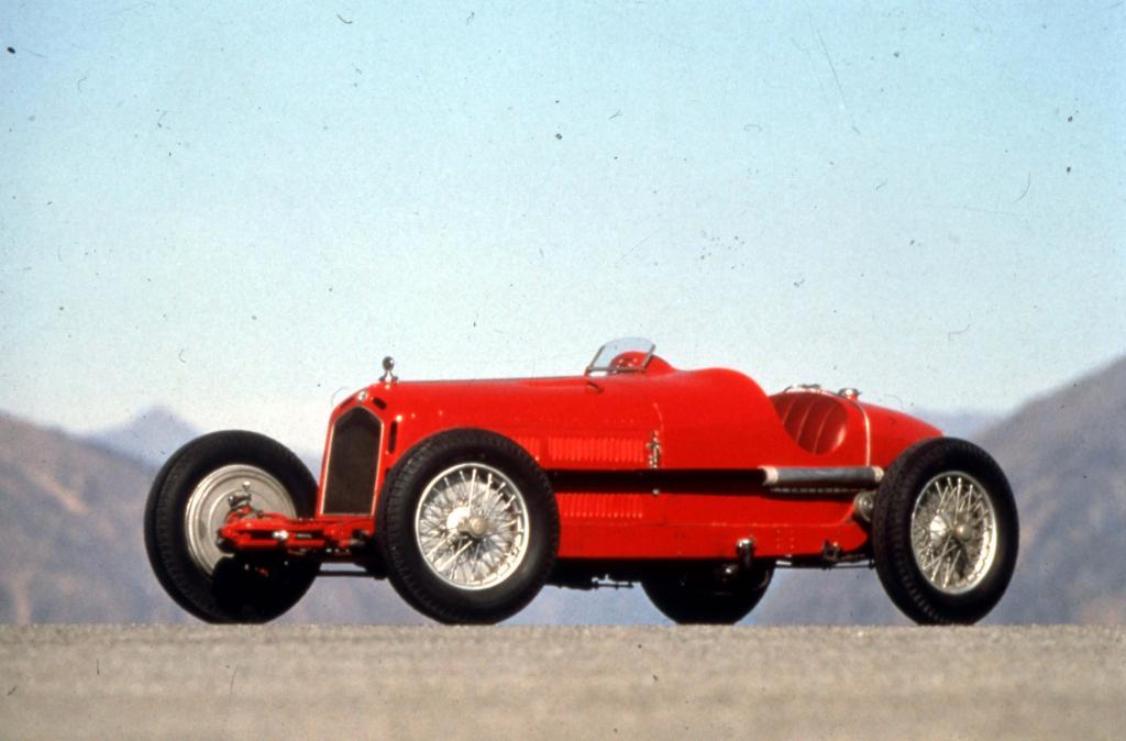 Alfa Romeo 8C 2300 Monza (1932).