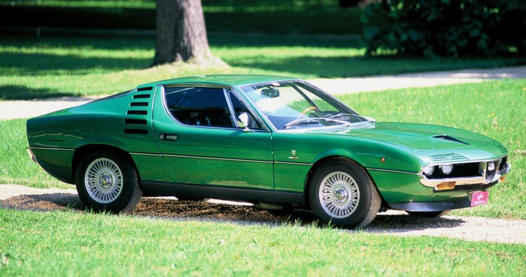 Alfa Romeo Montreal (1970 - 1977).