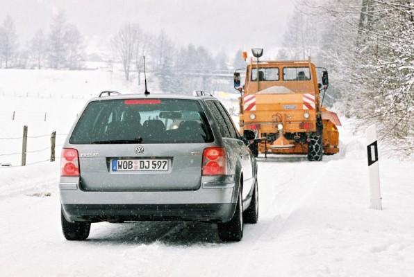 Allianz: GPS und eCall für den Winterdienst senkt Kosten