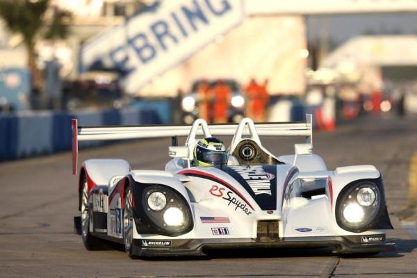American Le Mans Series: Porsche feiert Klassensieg