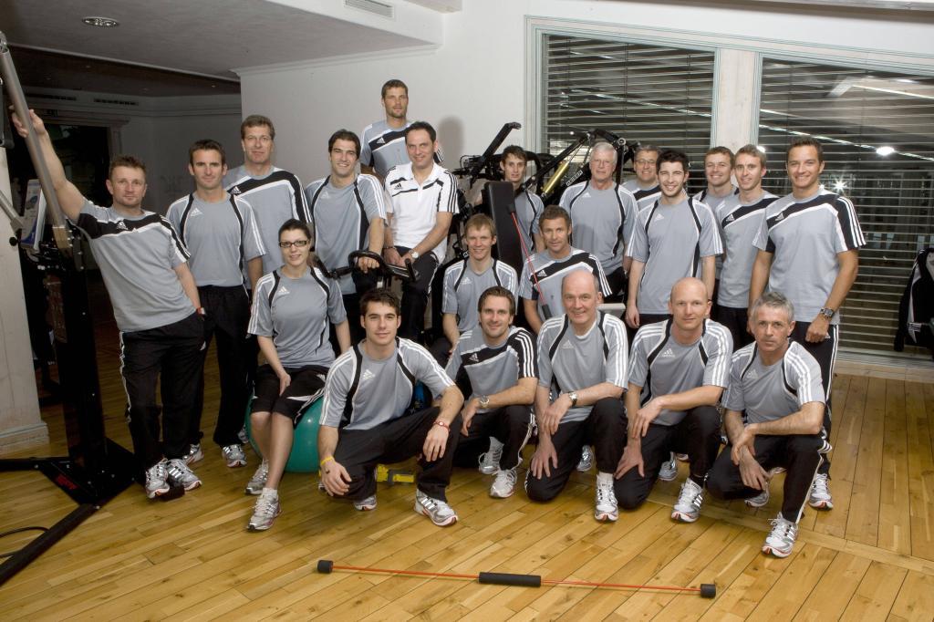 Audi-Fahrer sportlich und mental fit für 2010