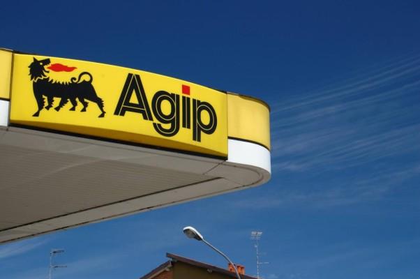 Aus Agip wird Eni – aber der Feuer speiende Hund bleibt