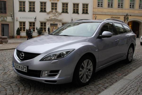 Ausfahrt Mazda6 2.2 l MZR-CD: Japanisch – kraftvoll – gut