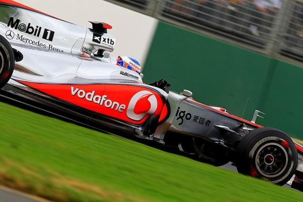 Australien GP: Button holt ersten McLaren-Sieg