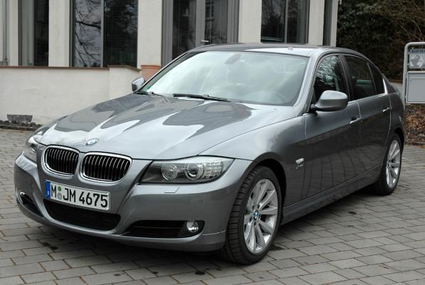 Auto im Alltag: BMW 3er