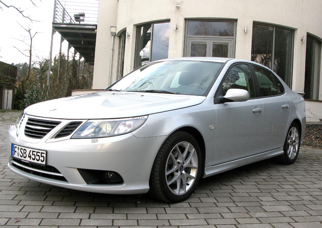 Auto im Alltag: Saab 9-3