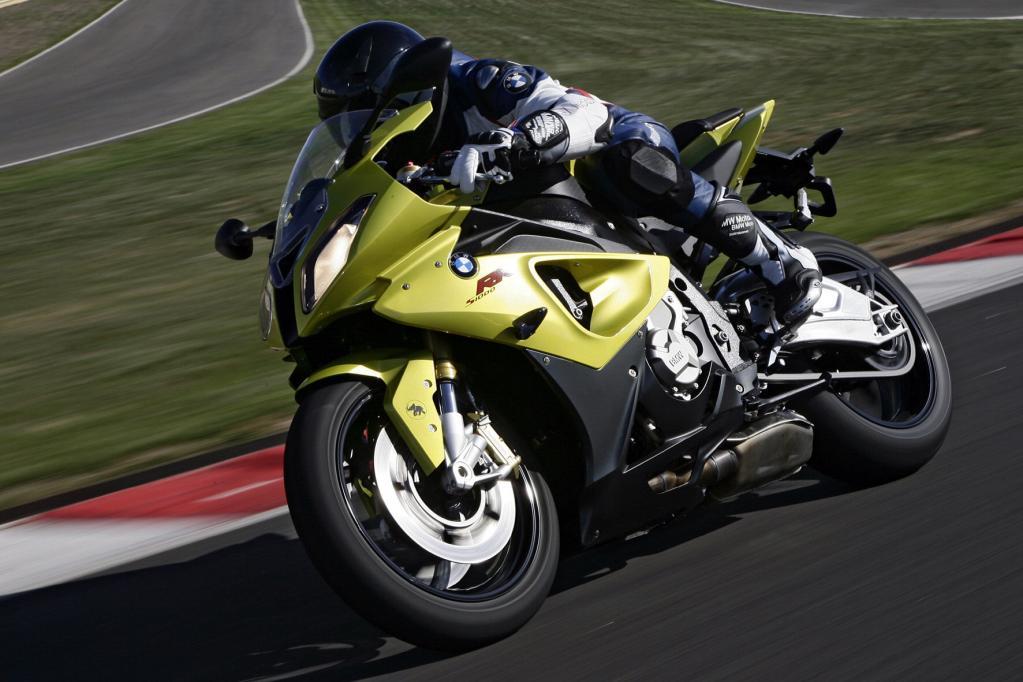 BMW dominiert die Wahl 'Motorrad des Jahres 2010'