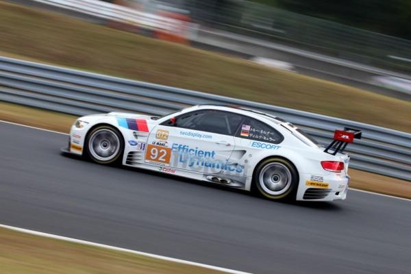 BMW startet Vorbereitungsprogramm auf dem Nürburgring