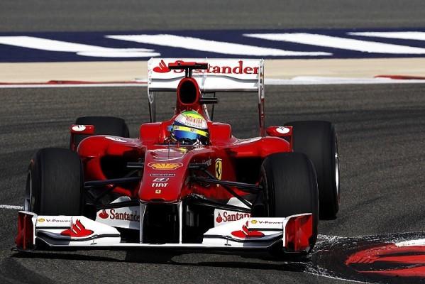Bahrain war für Massa nach Unfall wichtig: Immer noch der Gleiche