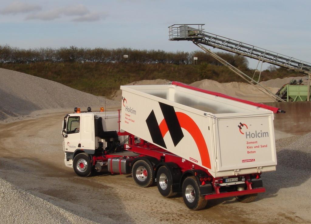 Bauma 2010: Langendorf zeigt neues Ladungssicherungssystem