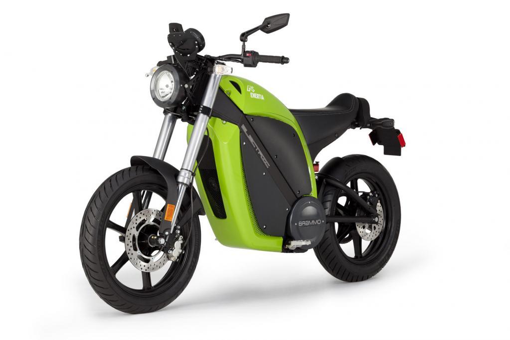 Born to be mild: Das Elektro-Motorrad Brammo Enertia