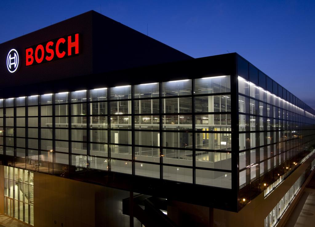 Bosch eröffnet eine neue Halbleiterfabrik in Reutlingen.