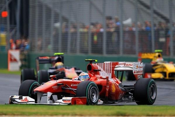 Brundle hätte Ferrari zu Teamorder geraten: Alonso hätte vorne Druck gemacht